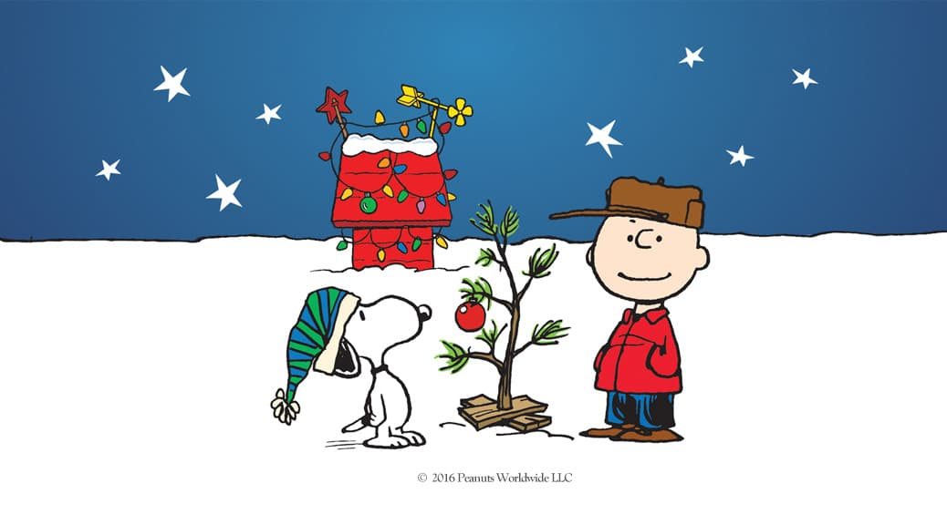 Tales of A Charlie Brown Christmas - Dec 1