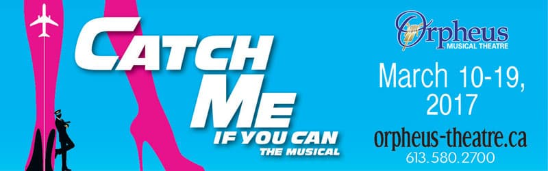 Orpheus: Catch Me If You Can, the Musical