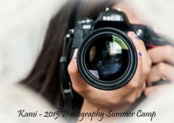 Andrea Sedgwick Photography Camps