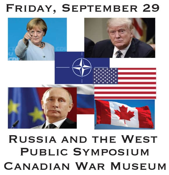 Russian and the West - Public Symposium