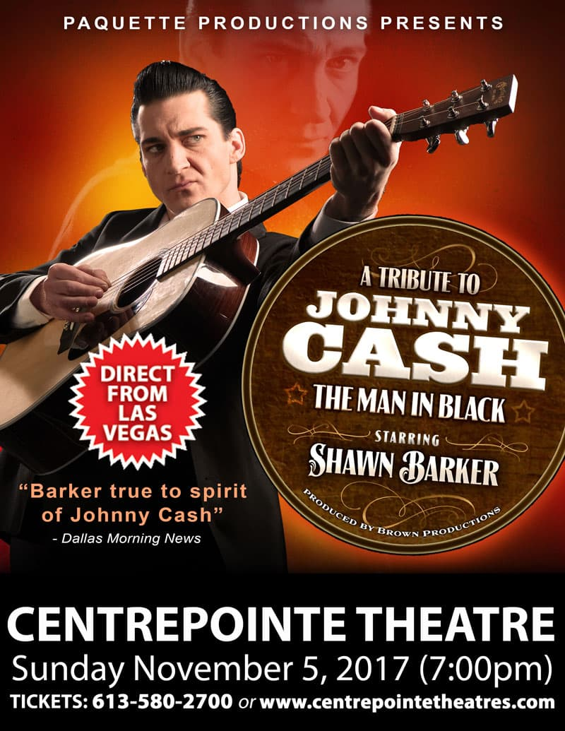 The Man in Black – A Tribute to Johnny Cash