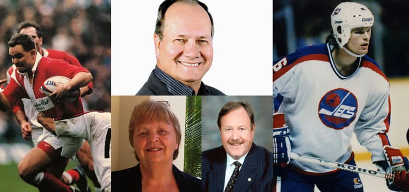 Ottawa Sport Hall of Fame 2018 inductees