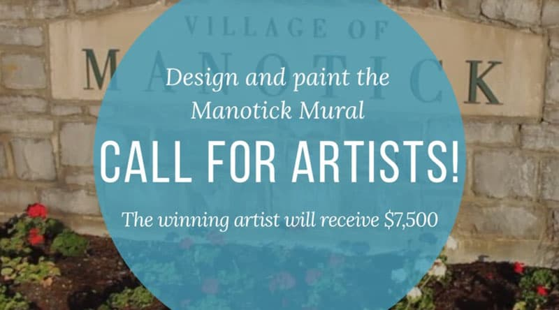 Manotick Mural project